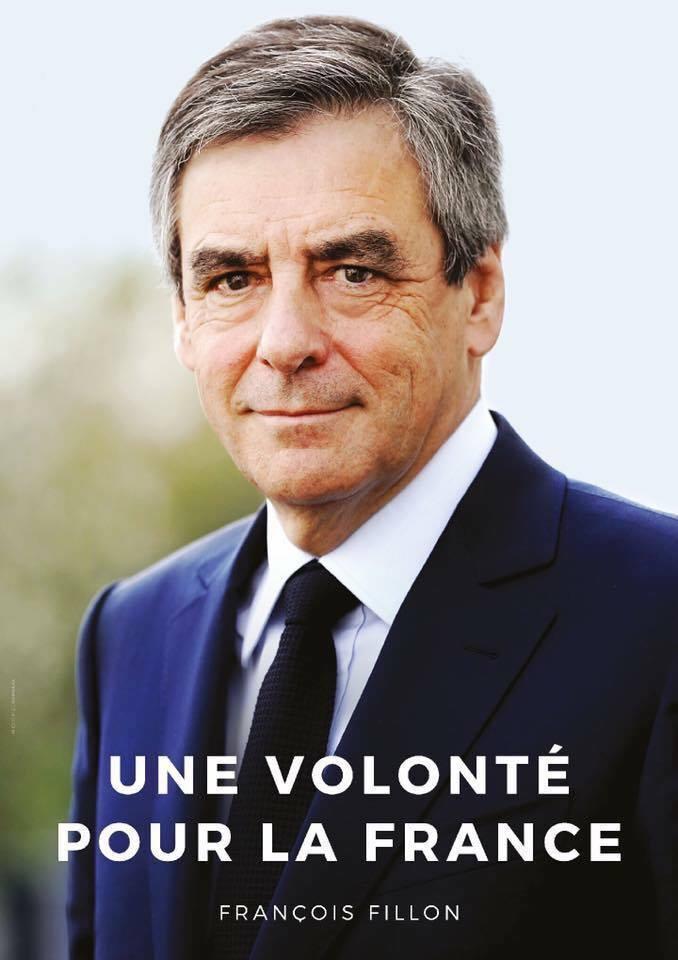 Affiche De Campagne De François Fillon