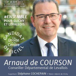 Législatives 2017 – Le Programme D'Arnaud De Courson